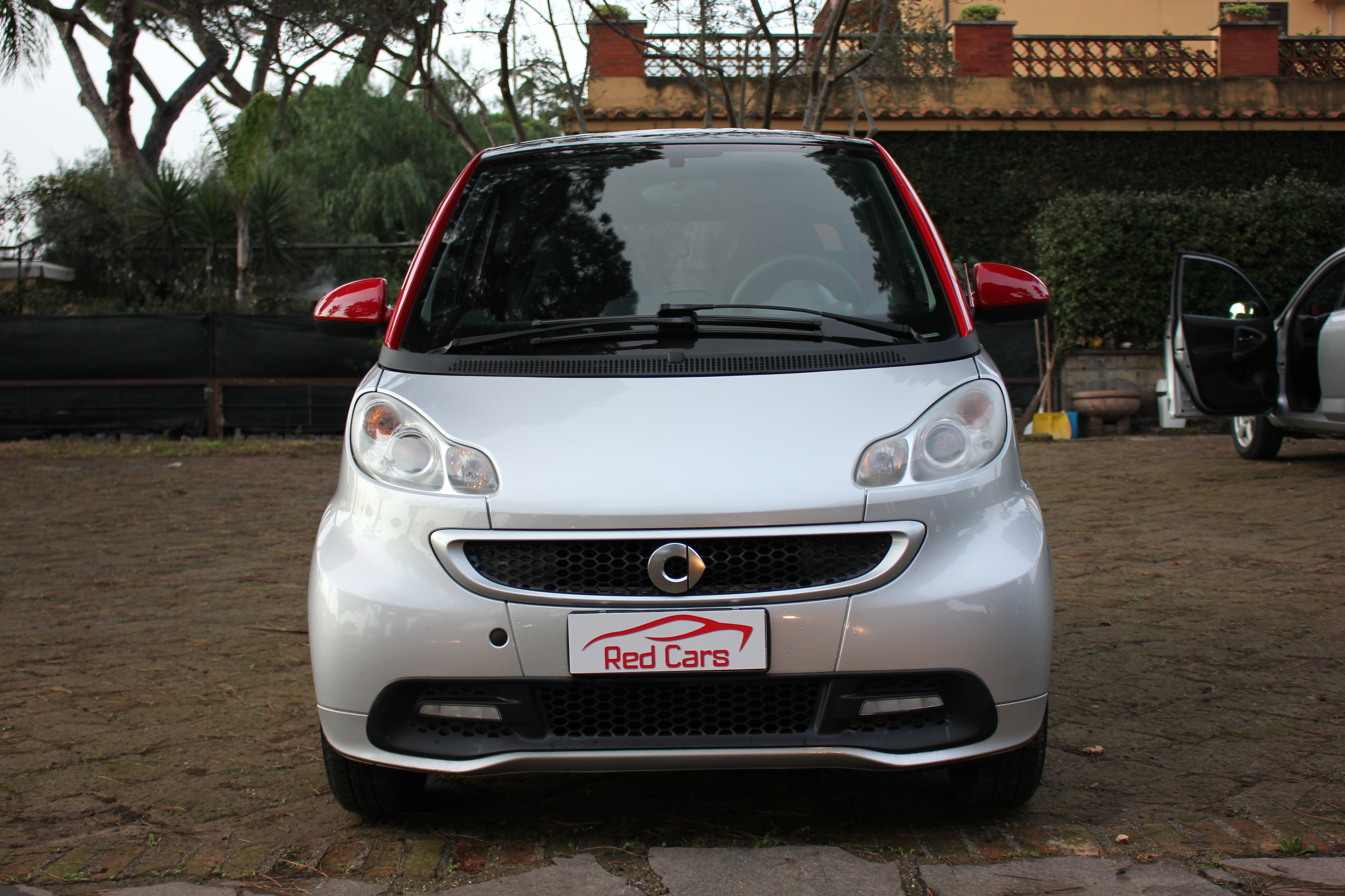 SMART FOR TWO STREET EDITION BRABUS