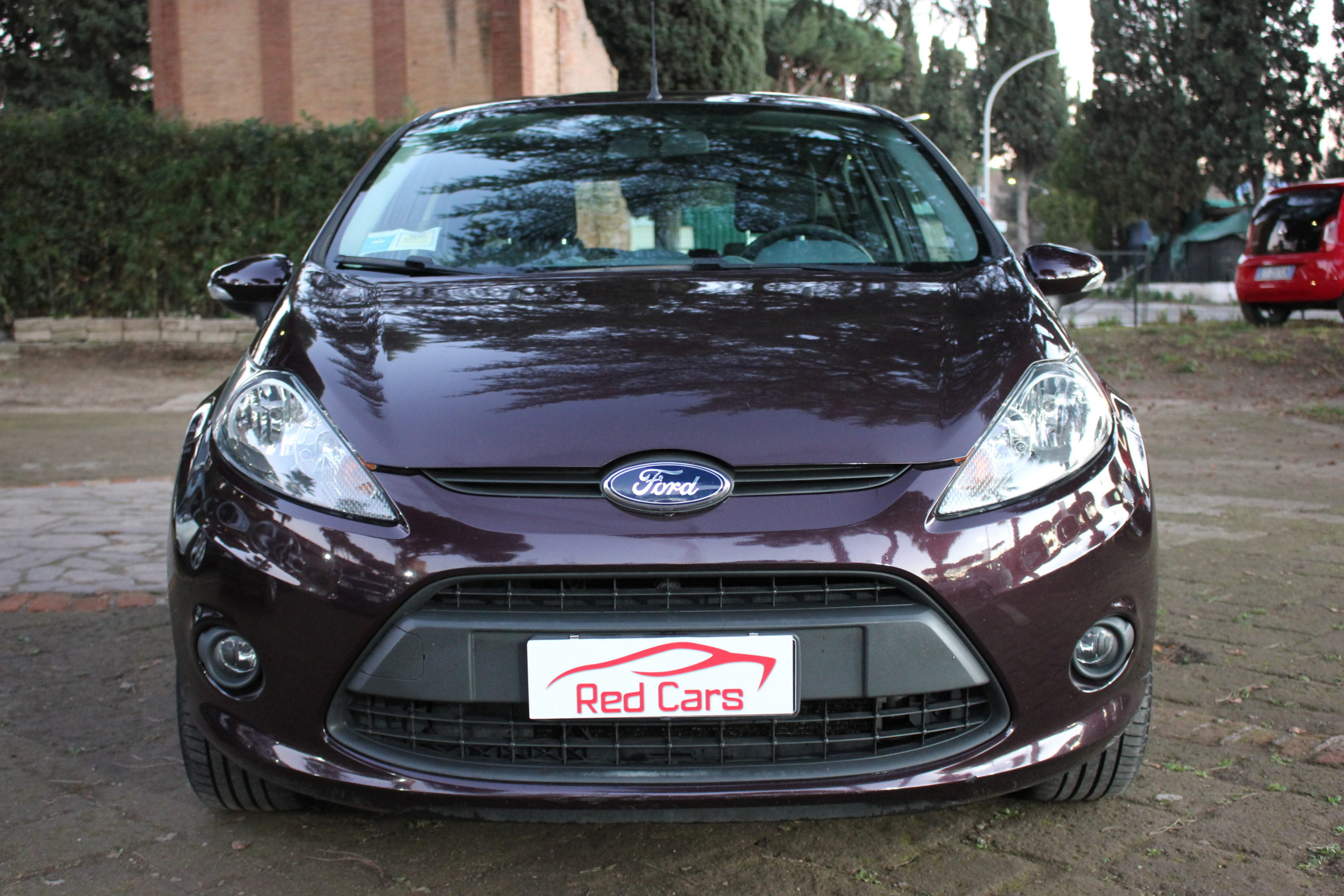 FORD FIESTA 1.4 GPL BUSINESS