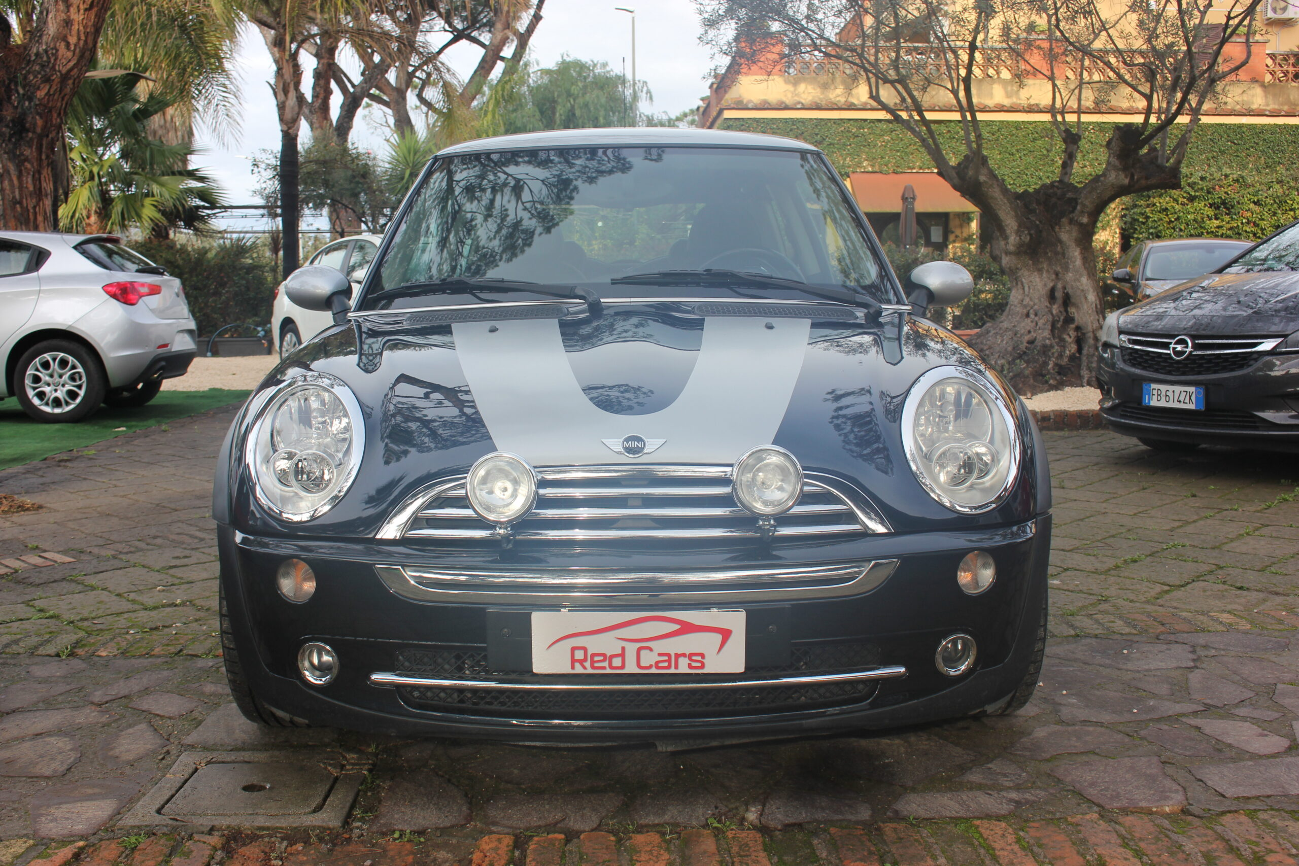 MINI COOPER 1.6 BENZ 116 CV PARK LANE