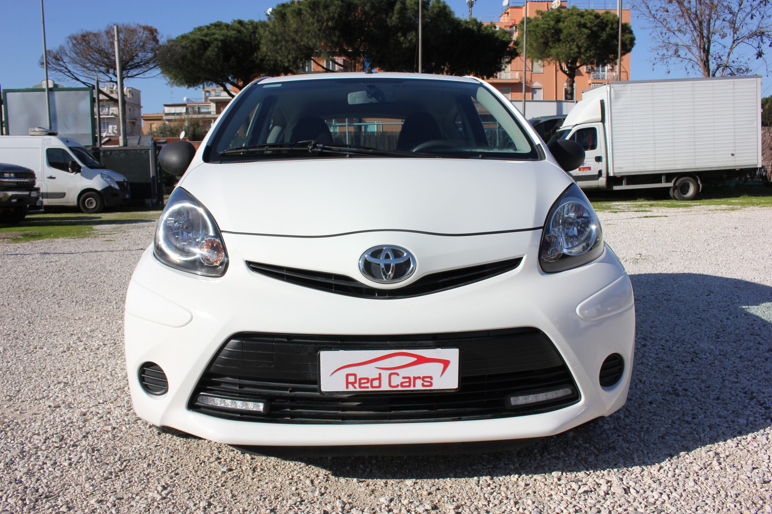 TOYOTA AYGO 1.0 LOUNGE CONNECT