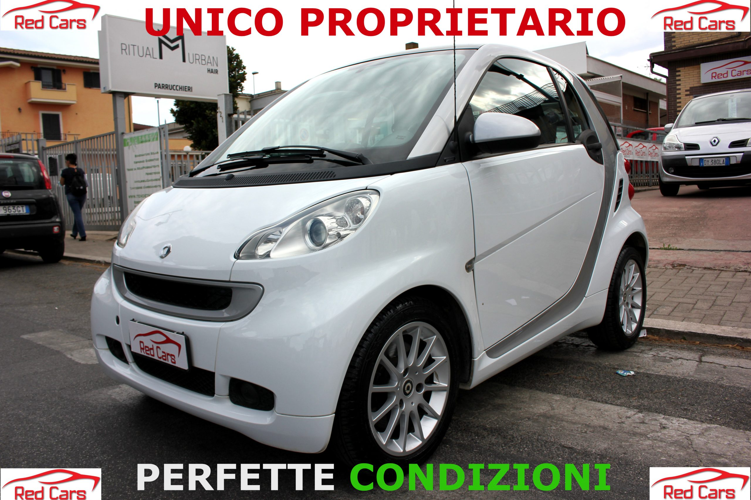SMART FOR TWO 1.0 BENZ PULSE